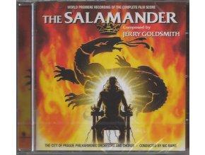 Salamandr (score - CD) The Salamander