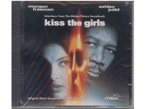 Sběratel polibků (soundtrack - CD) Kiss the Girls