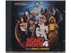 Scary Movie 4 (soundtrack - CD)