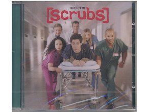 Scrubs: Doktůrci (soundtrack - CD)