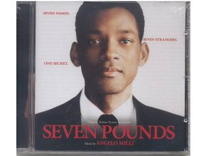 Sedm životů (soundtrack - CD) Seven Pounds