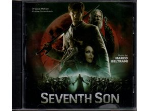 Sedmý syn (soundtrack - CD) Seventh Son