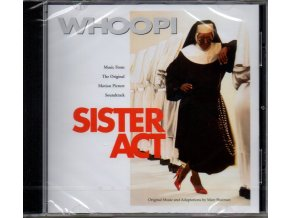 sister act soundtrack cd