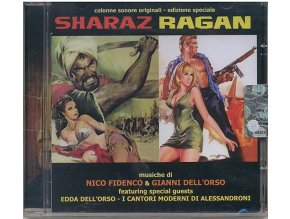 Sharaz / Ragan (soundtrack - CD)