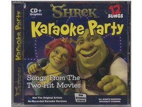 Shrek Karaoke Party (CD)