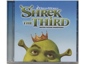 Shrek Třetí (soundtrack - CD) Shrek the Third
