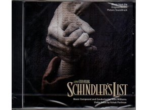 schindlers list soundtrack cd john williams