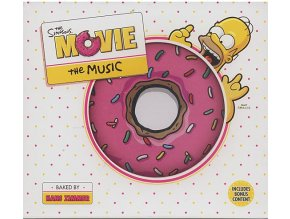 Simpsonovi ve filmu (soundtrack - CD) The Simpsons Movie