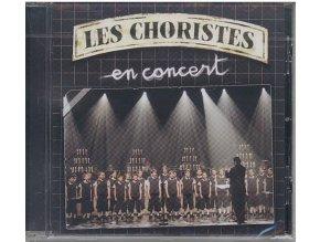 Slavíci v kleci (soundtrack - CD) Les Choristes: En Concert