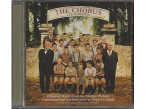 Slavíci v kleci (soundtrack - CD) The Chorus - Les Choristes