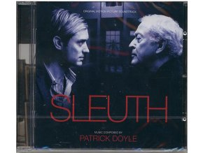 Slídil (soundtrack - CD) Sleuth