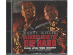 Smrtonná past: Opět v akci (soundtrack - CD) A Good Day to Die Hard