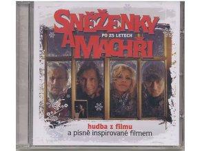 Sněženky a machři po 25 letech (soundtrack - CD)