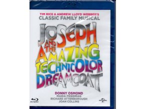 joseph and the amazing technicolor dreamcoat andrew lloyd webber blu ray