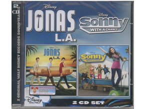 Sonny ve velkém světě (soundtrack - CD) Jonas L.A. / Sonny with a Chance