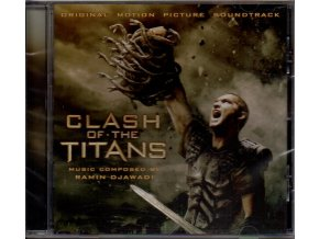 clash of the titans soundtrack cd ramin djawadi