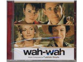 Soumrak nad Jižní Afrikou (soundtrack - CD) Wah-Wah
