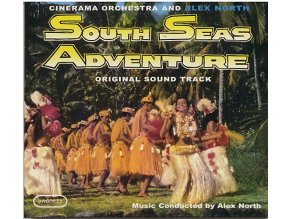 South Seas Adventure (soundtrack - CD)