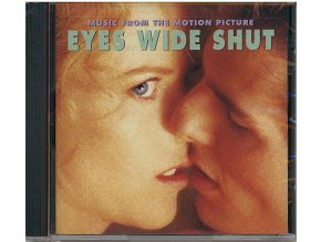 Spalující touha (soundtrack - CD) Eyes Wide Shut