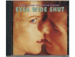 Spalující touha (soundtrack - CD) Eyes Wide Shut