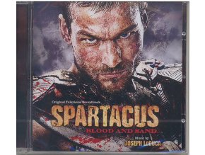 Spartakus: Krev a písek (soundtrack - CD) Spartacus: Blood and Sand
