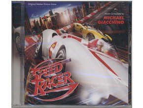 Speed Racer (soundtrack - CD)