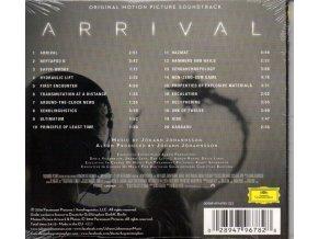 arrival soundtrack johann johannsson