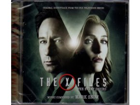 x files the event series soundtrack mark snow