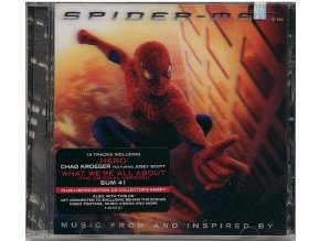 Spider-Man (soundtrack - CD)