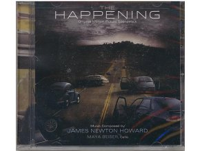Stalo se (soundtrack - CD) The Happening