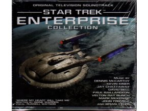 Star Trek Enterprise Collection (soundtrack - CD)