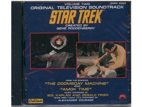 Star Trek vol. 2 (soundtrack - CD)