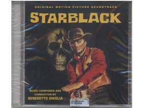 Starblack - Johnny Colt (soundtrack - CD)