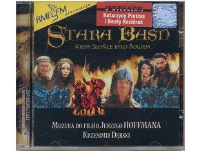 Staré báje vikingů / Starověký příběh: Když slunce bylo bohem (soundtrack - CD) Stara Basn: Kiedy slonce bylo bogiem - Old Tale