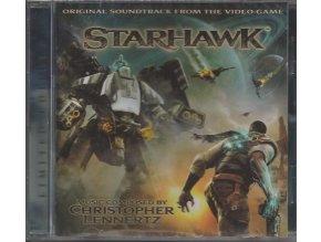 Starhawk soundtrack