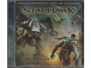Starhawk (soundtrack - CD)