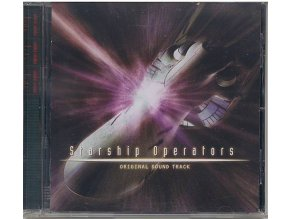 Starship Operators (soundtrack - CD)