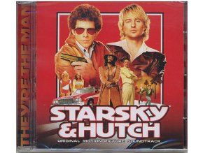 Starsky & Hutch (soundtrack - CD)