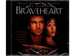 braveheart soundtrack cd james horner
