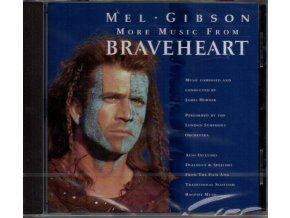 more music from braveheart soundtrack cd james horner