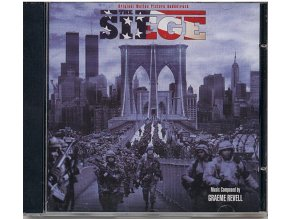 Stav obležení (soundtrack - CD) The Siege