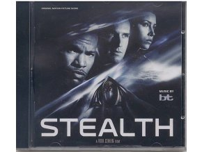 Stealth: Přísně tajná mise (score - CD) Stealth
