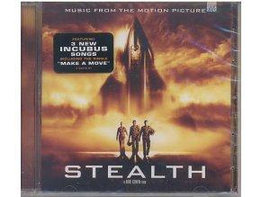 Stealth: Přísně tajná mise (soundtrack - CD) Stealth