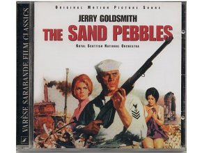 Strážní loď Sand Pebbles (soundtrack - CD) The Sand Pebbles
