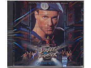Street Fighter: Poslední boj (score - CD)