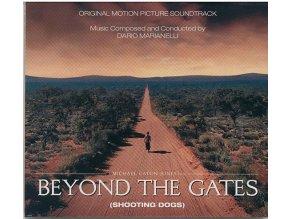 Střelba na psy (soundtrack - CD) Shooting Dogs / Beyond the Gates