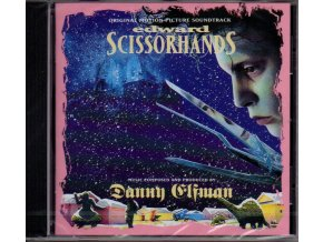 edward scissorhands soundtrack cd danny elfman