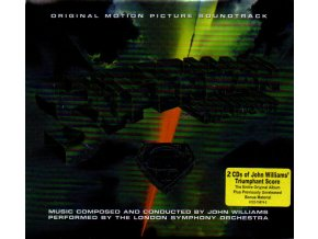 superman the movie soundtrack cd john williams