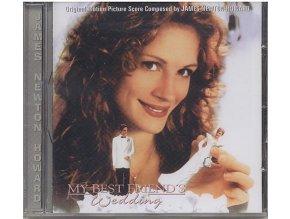 Svatba mého nejlepšího přítele / Zpětná reakce (score - CD) My Best Friends Wedding / The Trigger Effect