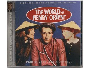 Svět Henryho Orienta (soundtrack - CD) The World of Henry Orient